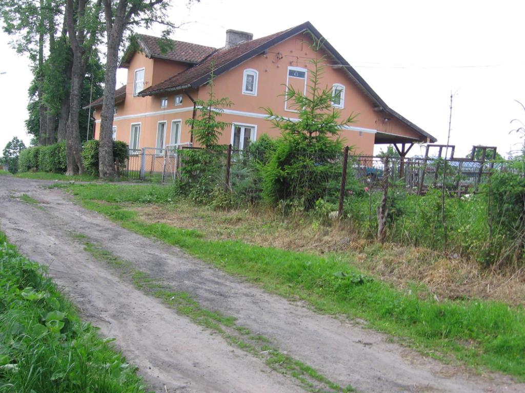 Mietshaus auf dem Haberberg